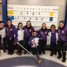 Két UTE-s csapat mérkőzött meg a curlingesek Magyar Országos Csapatbajnokságán