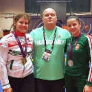 Két arannyal tértek haza női birkózóink Sassariból