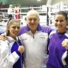 Kettős siker a 63. Bocskai István Nemzetközi Ökölvívó Emlékversenyen
