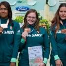 Körtvélyessy Gabriella EB bronzot nyert csapatban