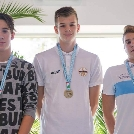Kós Hubert 14 évesen már 31-szeres országos bajnok