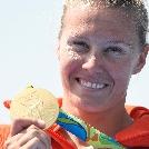 Kozák Danuta az év legjobb olimpiai kajakosa!