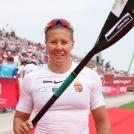 Kozák Danuta bronzot nyert 500 méteren