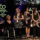 Krajnyák Zsuzsát és Dani Gyöngyit is díjjazták az Év Sportolója gálán!