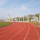 Látványos részhez ért a Szilágyi-Tábor utcai Sportközpont építési beruházása