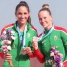 Lucz Anna és Kiss Blanka bronzot nyert a VB-n