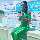 Lucz Anna már 19 évesen világbajnok az U23-asok között!