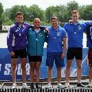 Lucz Dóráért, Fekete Ádámért és Tótka Sándorért is szoríthatunk majd a plovdivi Európa-bajnokságon