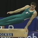 Ma ünnepli születésnapját Berki Krisztián olimpiai bajnok tornászunk!