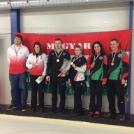 Magyar érmekkel zárult a Curling Világszövetség Budapesten rendezett nemzetközi WCT-versenye