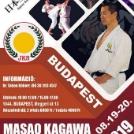 Masao Kagawa edzőtábora