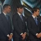 Második lett a válogatott öttusa csapat az Év csapata választáson