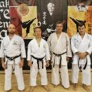 Megkezdődött Masao Kagawa mester edzőtábora