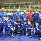 Megnyertük a csapatversenyt az Énekes István Emlékversenyen