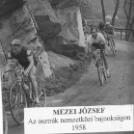 Mezei József kerékpározónkra emlékezünk