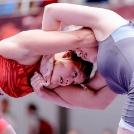 Nagy Bernadett birkózónk Magyarország első női junior Európa-bajnoka