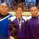 Nagy Bernadett országos bajnok lett