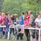 Nagyszabású rendezvényre került sor a Kincsem–park Alagi Tréning Központjában