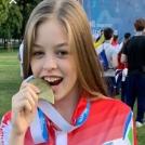 Názer Lili aranyérmet nyert a XV. Maccabi Európai Játékokon