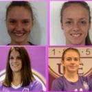 Négy játékosunk is bekerült a női röplabda válogatott keretbe