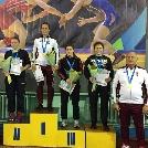 Németh Zsanett aranyérmet nyert Ukrajnában!