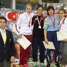 Németh Zsanett ezüstérmes lett a juniorok nemzetközi birkózó versenyén