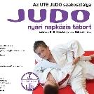 Nyári napközis judo tábor szervez szakosztályunk!