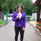 Palancsa Dorottya elsőként végzett a curling OB egyéni döntőjében