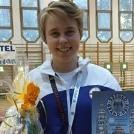 Palánki Klaudia bronzérmes lett