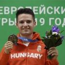 Péni István bronzérmes az Európa Játékokon