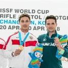 Péni István bronzérmet nyert légpuskában a dél-koreai világkupaversenyen