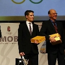 Péni Istvánt a 4. legeredményesebb utánpótlás sportolónak választották