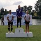 Rendessy Eszter és Györgyjakab Máté is megnyerte a maraton Vb válogatót