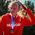 Rendessy Eszter két aranyat és egy bronzérmet nyert az Olimpiai Reménységek Versenyén!