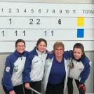 Sikerek a curling Országos Csapatbajnokságon