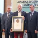 Szakmai elismerést kapott Klubunk a Magyar Sportlövő Szövetségtől