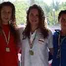 Sztankovics Anna két, Kapás Boglárka egy aranyérmet nyert a Budapest Openen!