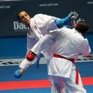 Tadissi Martial ezüstérmes a Karate1 Premier League idei szériájában