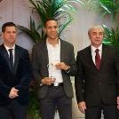 Tadissi Martial teljesítményét is elismerte a Nemzeti Versenysport Szövetség