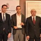 Tadissi Martialt is díjazták az NVESZ gáláján