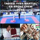 Tadissi Yves Martial bronz éremmel zárt az EB-n