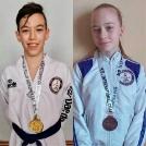 Taekwondos utánpótlás sikerek Zágrábban