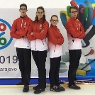 Tegnap az oroszokat, majd a törököket sikerült legyőznie a magyar csapatnak az Ifjúsági Olimpián