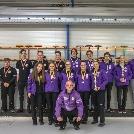 Totális Lila győzelem az Újpest Curling Kupán