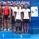 Triatlon sikerek a Tisza Triatlon versenyén