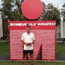 Triatlonosaink egy Ironman versennyel zárták a nyarat