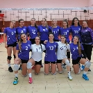 U21/ NB II Női Bajnokság, Nyugat B csoport