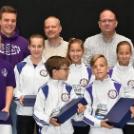 Újpest ifjú tehetséges sportolóit díjazta az Önkormányzat