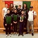 Újpesti atlétákkal bajnok a Budapest válogatott