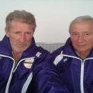 Zámbó Sándor és Tóth András az utánpótlás technikai fejlesztésében segít